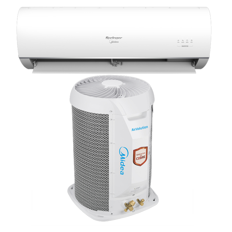 Split Springer Midea Airvolution Inverter