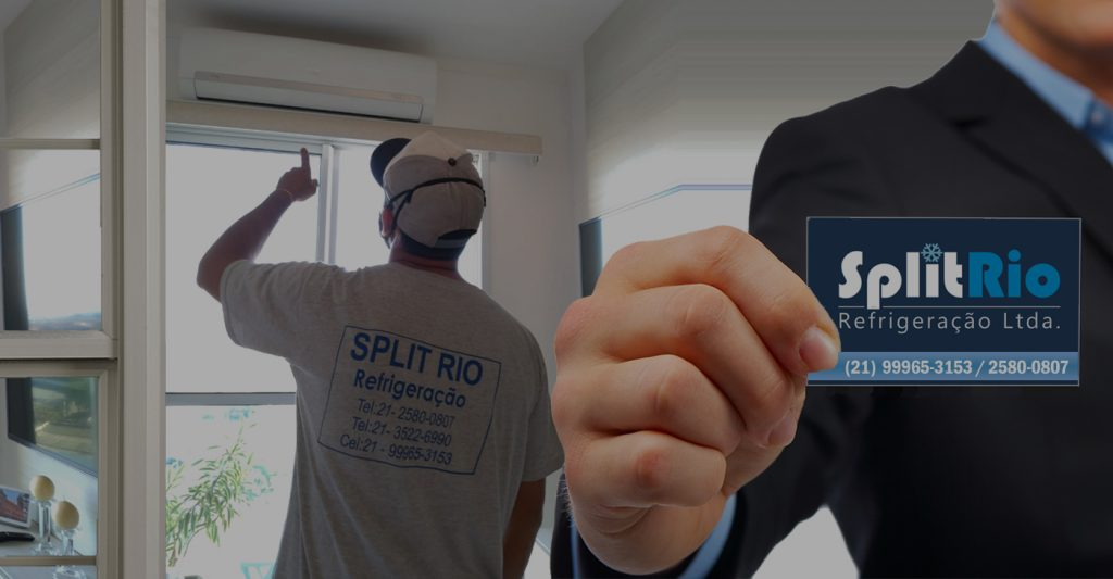 Split Rio Refrigeração AR SPLIT RIO
