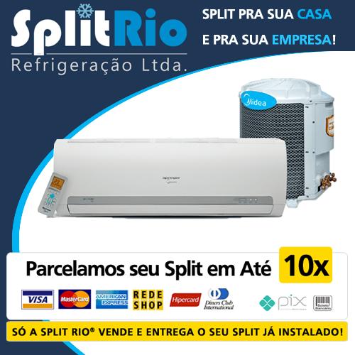 Venda de Ar Condicionado Split no RJ