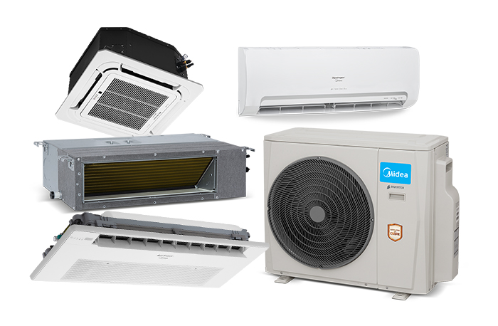 Ar-Condicionado Multisplit Springer Midea Inverter